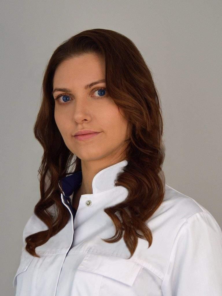 Маркина Мария Александровна