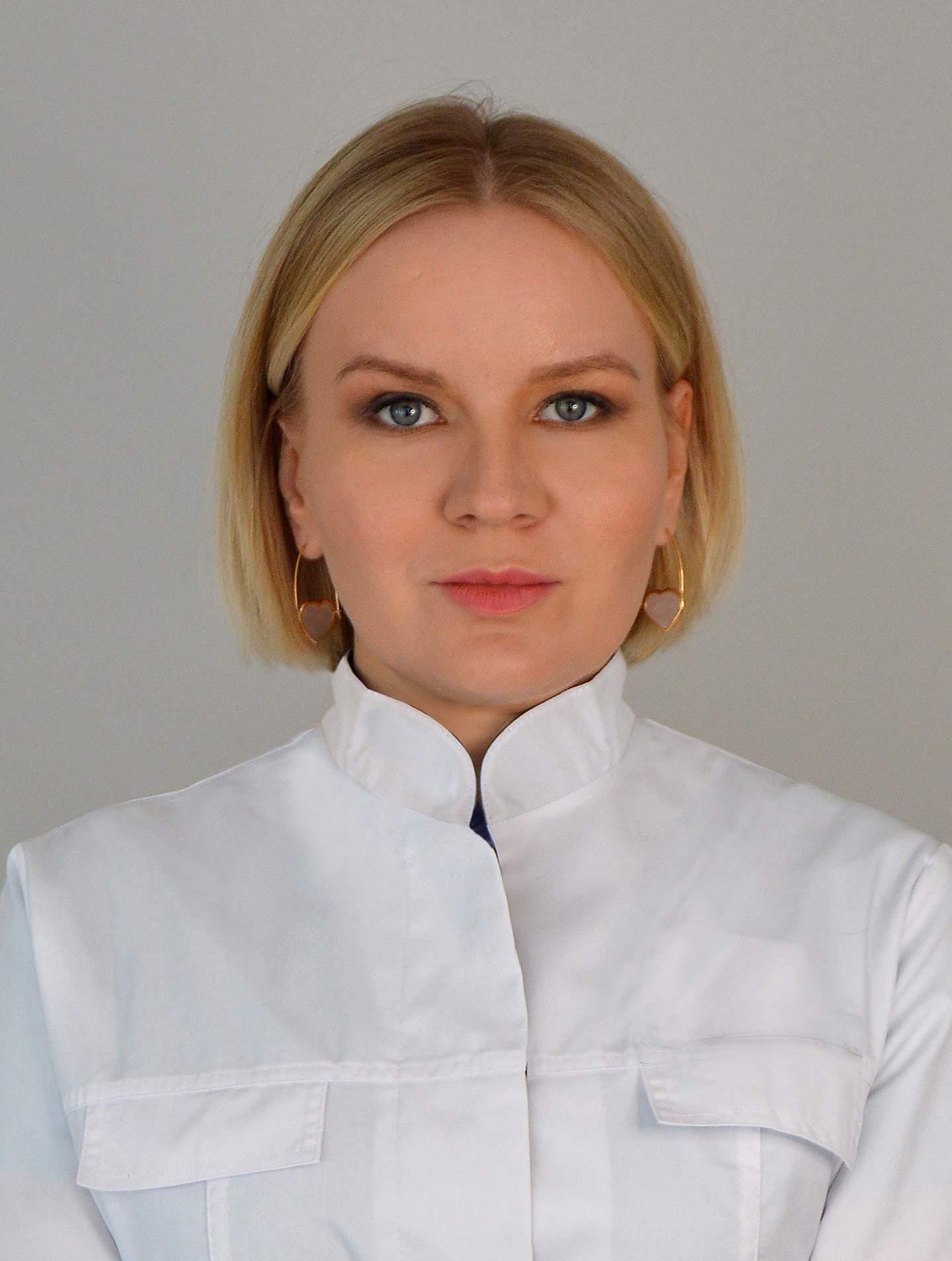 Струкова Ольга Олеговна