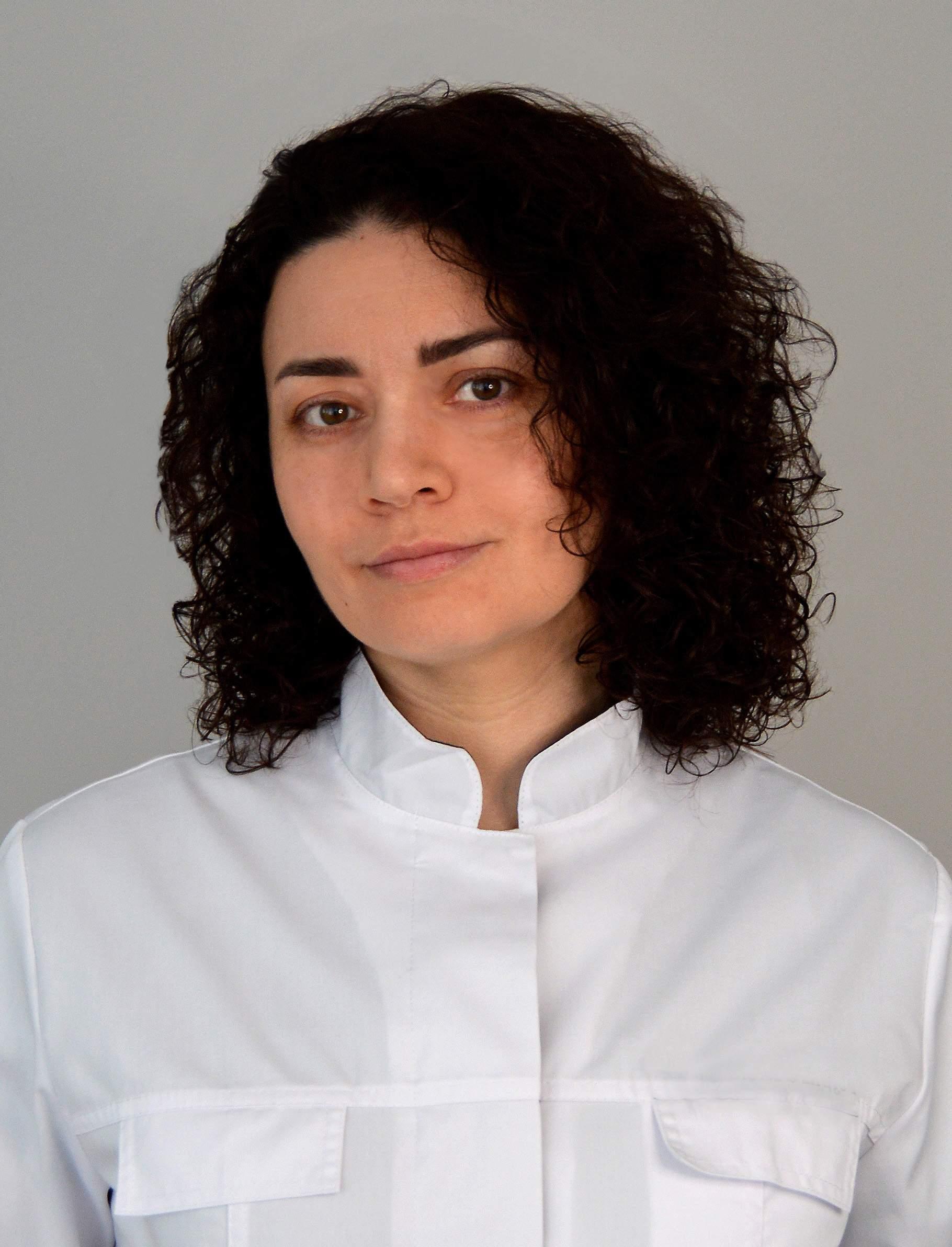 Абрицова Марьяна Владимировна