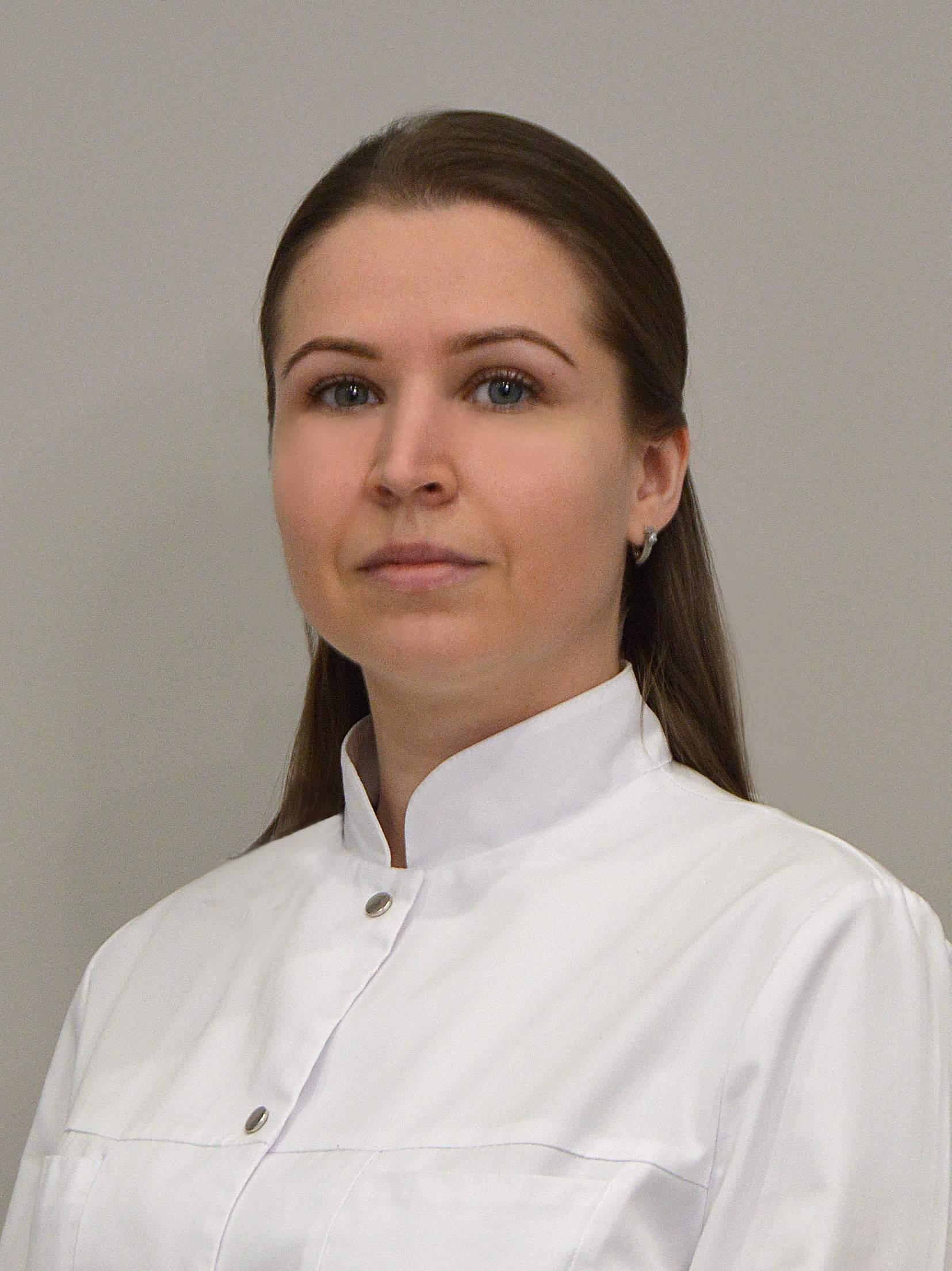 Богданова Евгения Михайловна