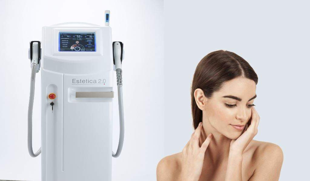 В клинике RTH появилась многофункциональная лазерная платформа Estetica 2.1