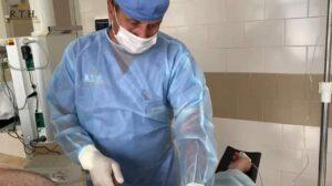 Липосакция мужской груди. Ложная гинекомастия
